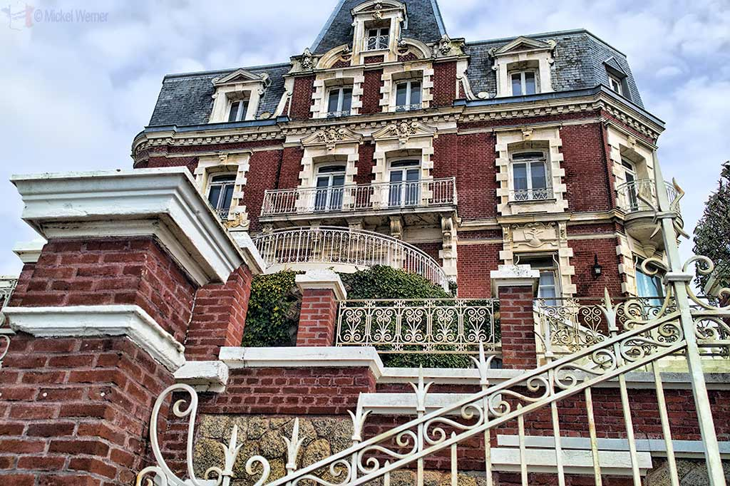 Le Havre's Villa Maritime castle