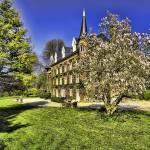 Thiergeville Castle - Chateau de Fiquainville