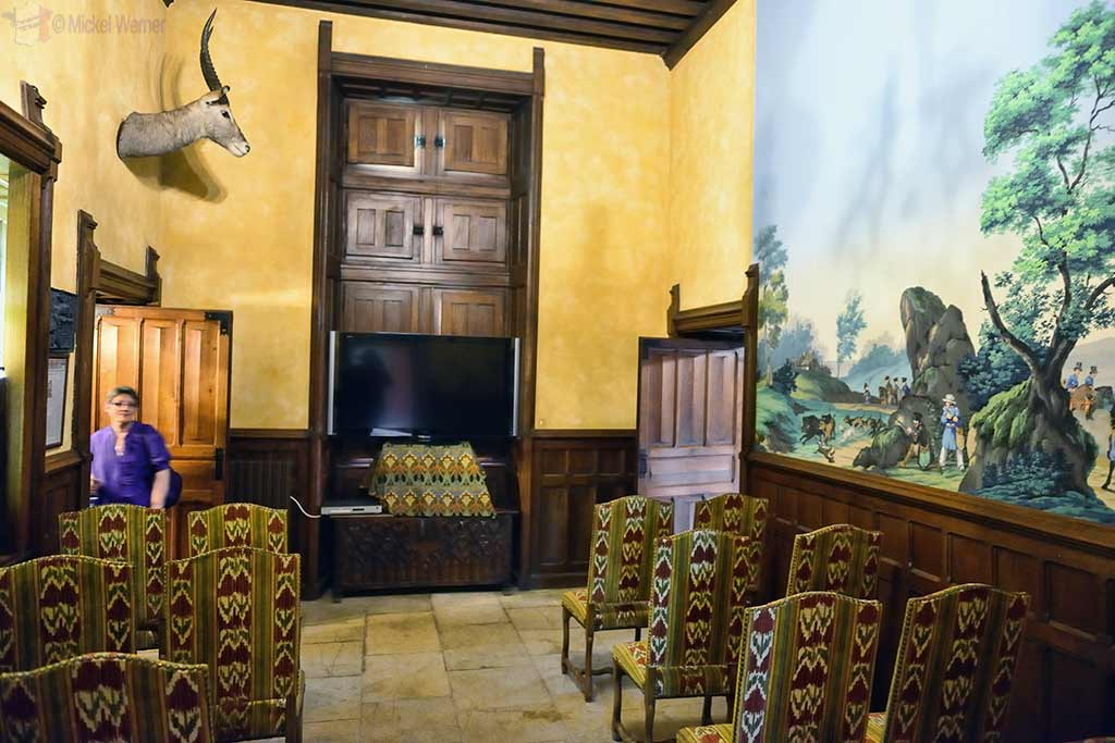 Inside Secret Room