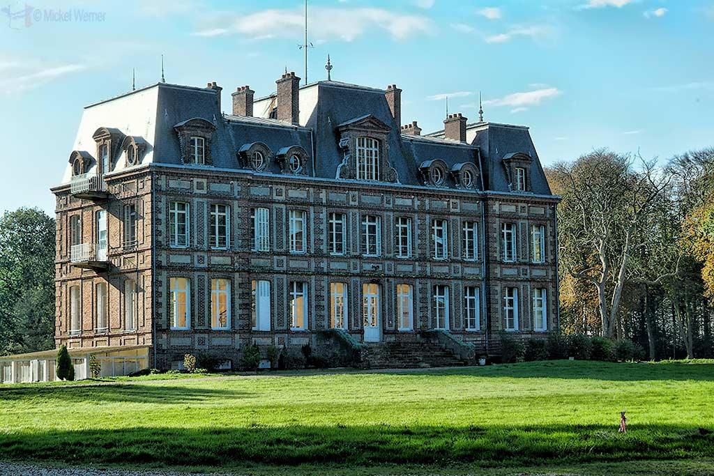 Varengeville-sur-Mer Castle