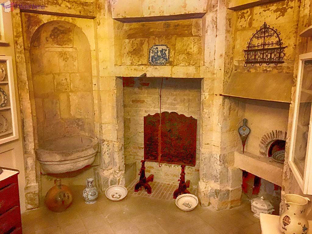 """Inside the """"Maison de l'Armateur"""" in Le Havre"""