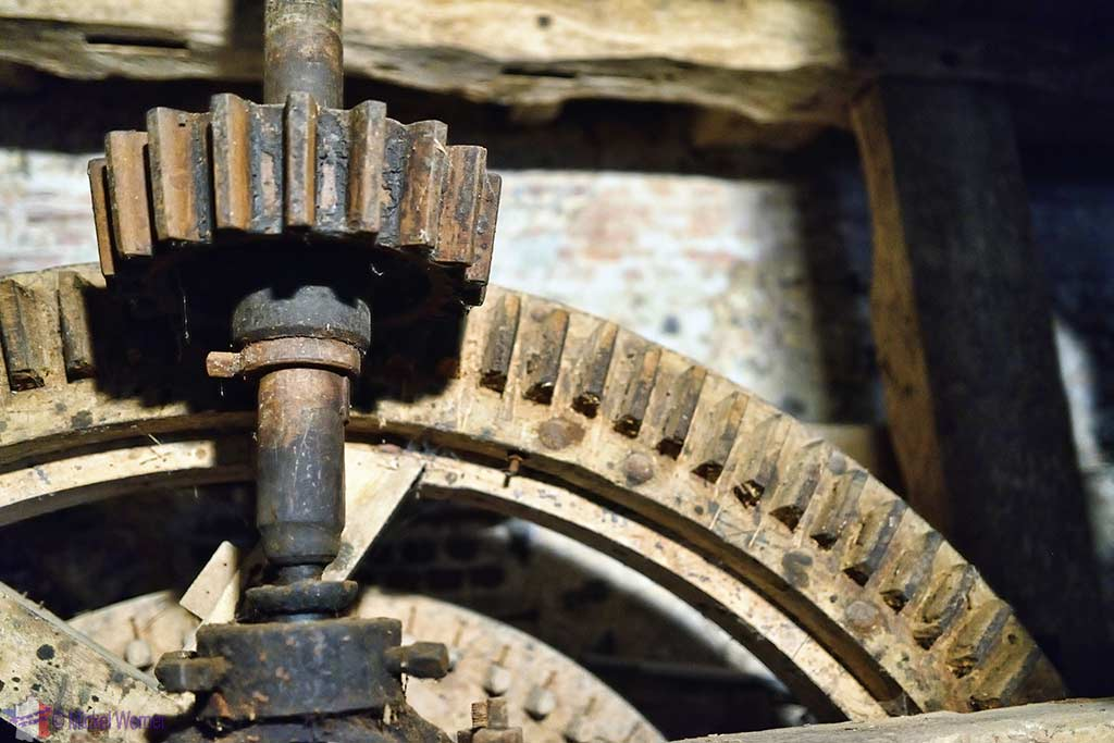 The watermill mechanism