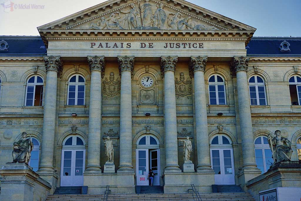 The Courts of Justice of Amiens