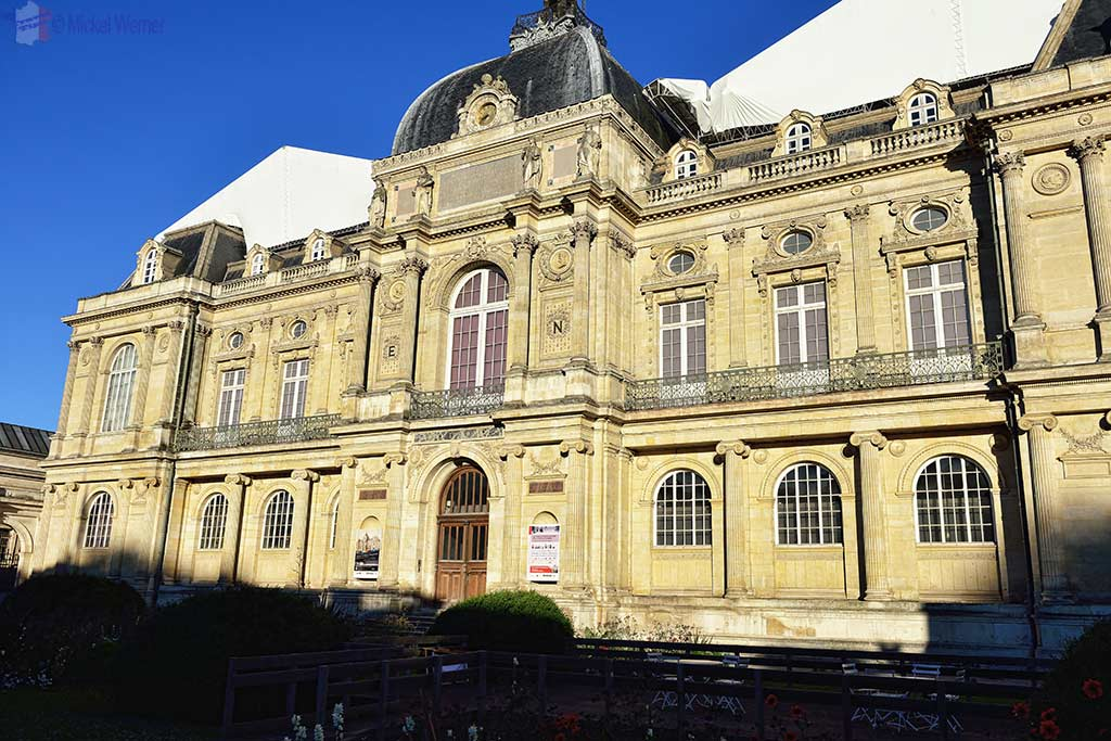 The Musee de Picardie of Amiens