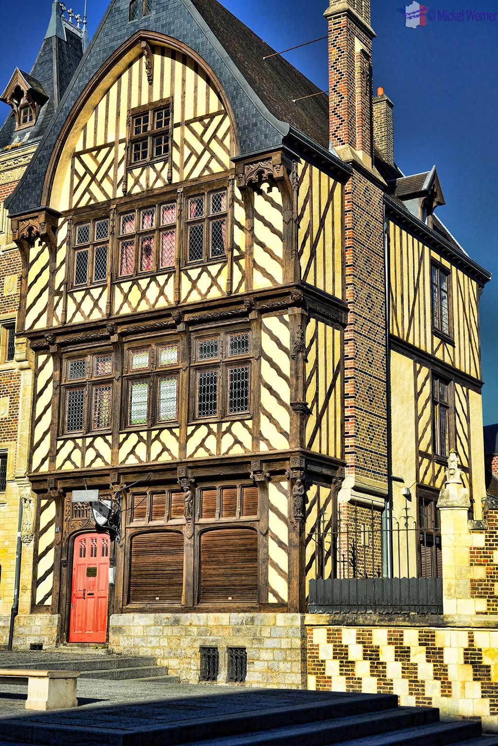 The Maison du Pelerin of Amiens