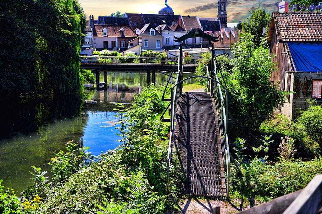 Amiens – The Hortillonnages