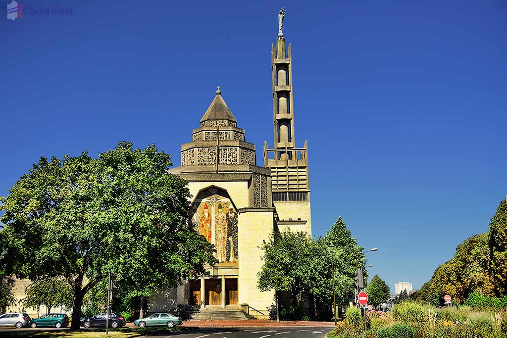 Saint-Honore Church of Amiens