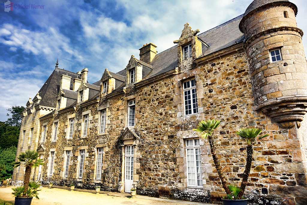 Pleumeur-Bodou Castle – Chateau de Kerduel