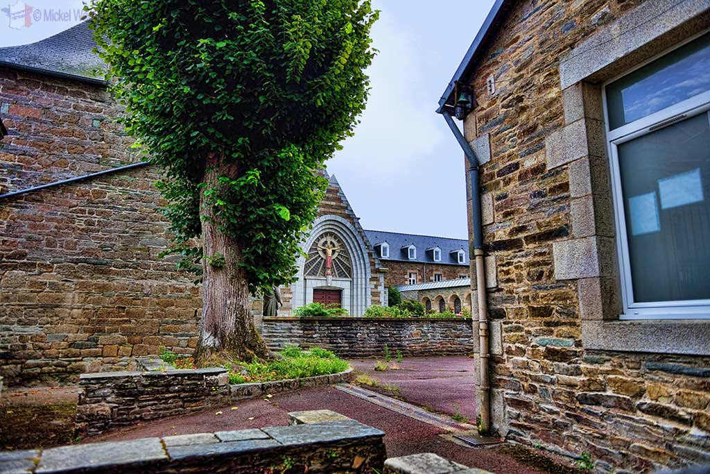 Saint Joseph - Bossuet School in Lannion, Brittany