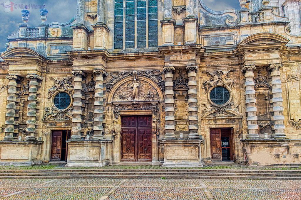 Notre-Dame du Havre Cathedral of Le Havre, Normandy