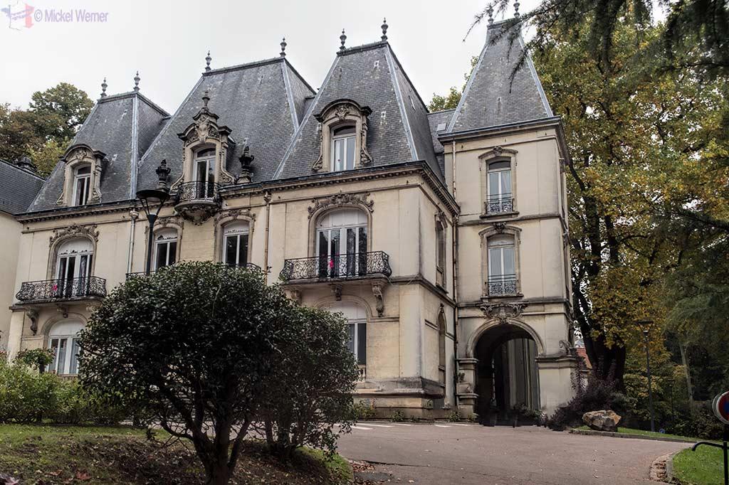 Sainte-Adresse Castle – Villa La Roseraie