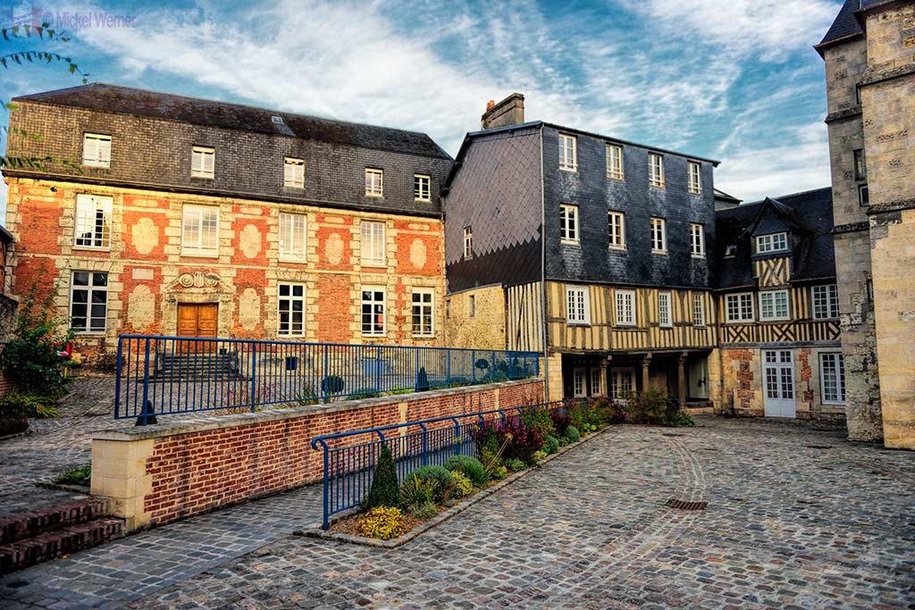 Centre Communal d'action Sociale (Social communal Centre) of Lisieux
