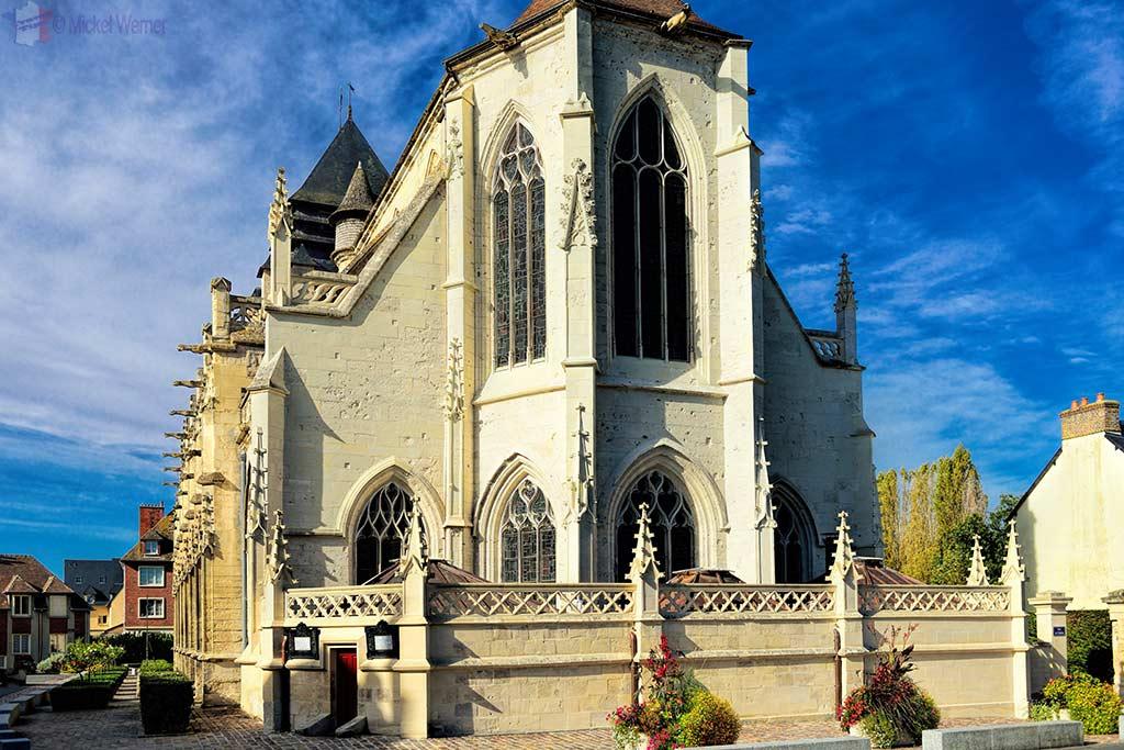 Pont L'Eveque – Saint-Michel Church