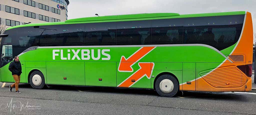 Review: Flixbus (Intercity Bus Service)
