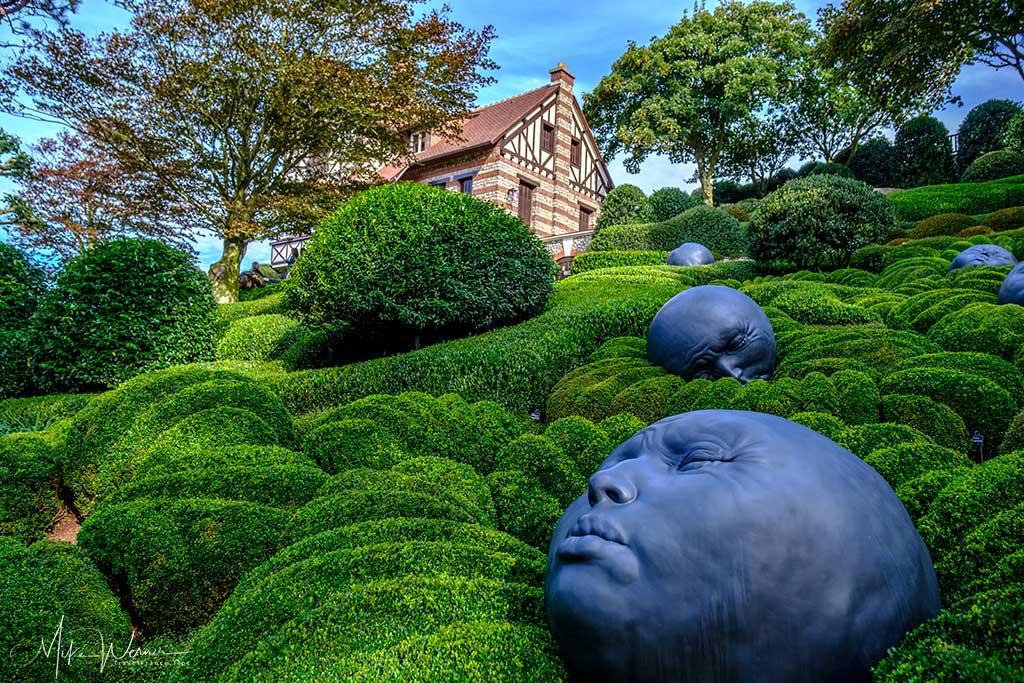 Etretat – The Gardens of Etretat