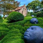 Etretat - The Gardens of Etretat