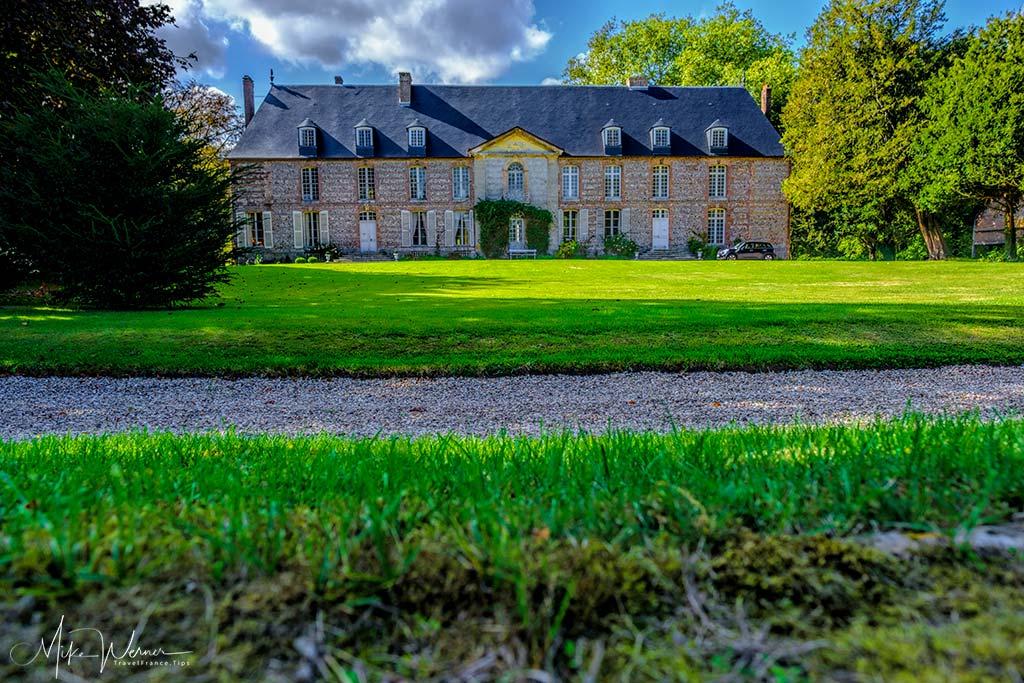Gueures Castle