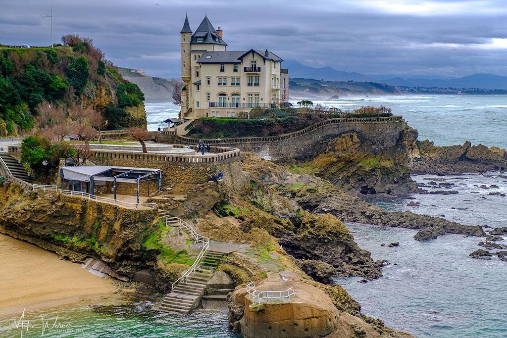 Villa Belza in Biarritz