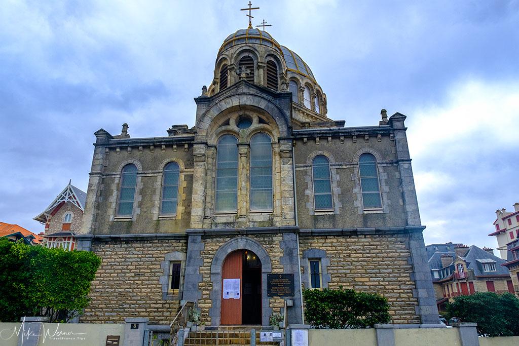 The Orthodox Church of Biarritz