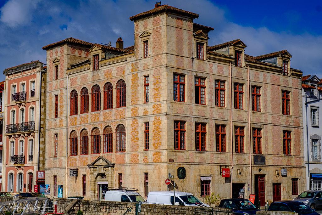Maison de l'Infante at St-Jean-de-Luz