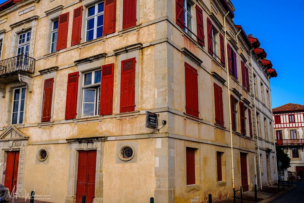 Museum Maison de l'Infante at St-Jean-de-Luz
