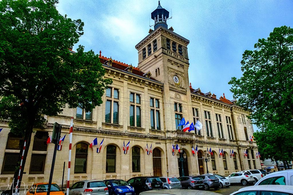 City Hall (Mairie) of Valence
