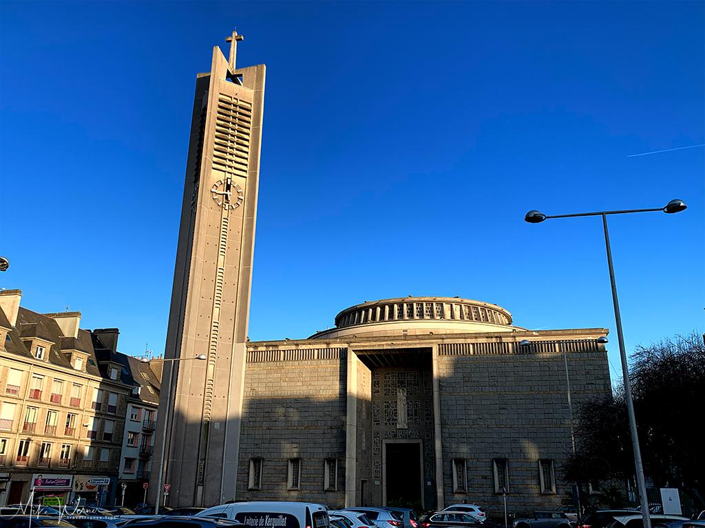 Notre-Dame De Victoire Church