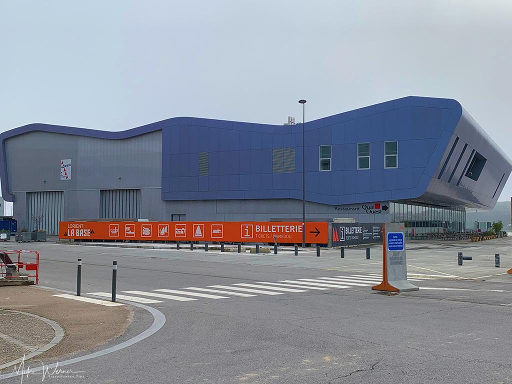Lorient – Cite de la Voile Eric Tabarly Museum