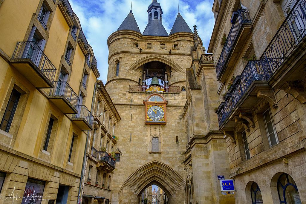 Porte Saint-Eloy/Grosse Cloche de Bordeaux in Bordeaux