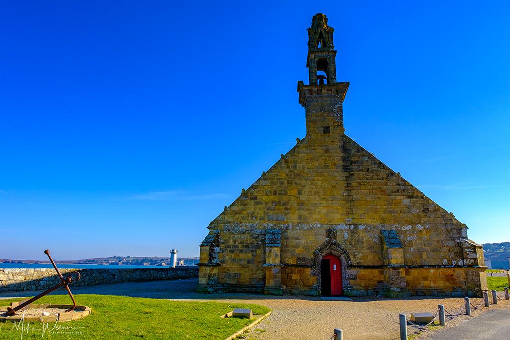 The Notre-Dame-de-Rocamadour Chapel at Camaret-sur-Mer