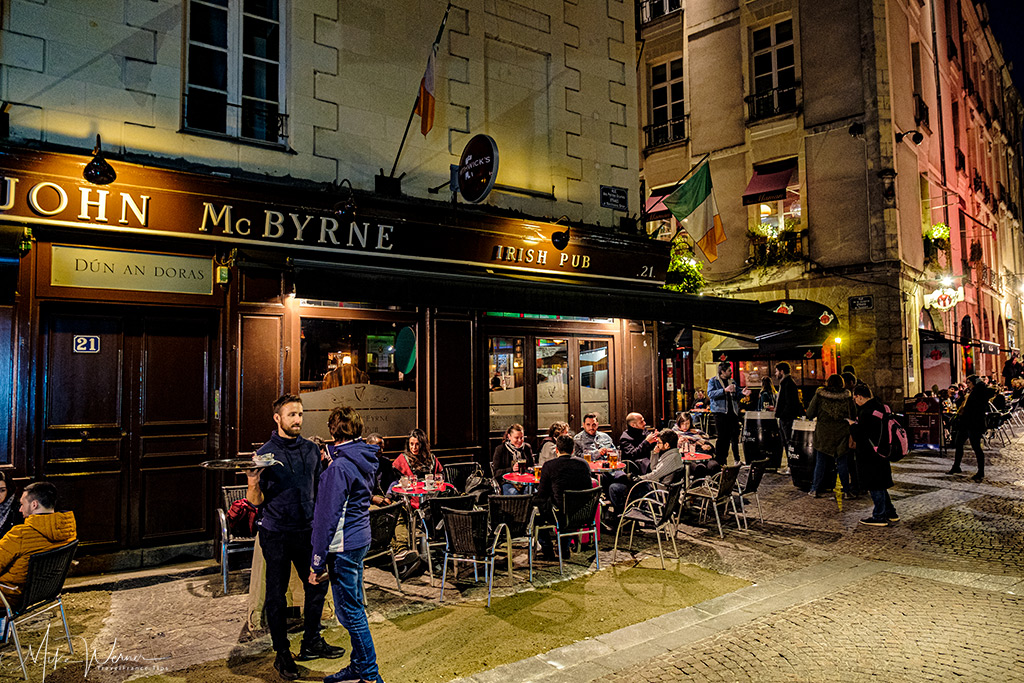 More bars and restaurants in Nantes