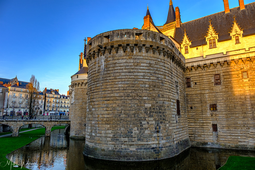 Duke Castle in Nantes