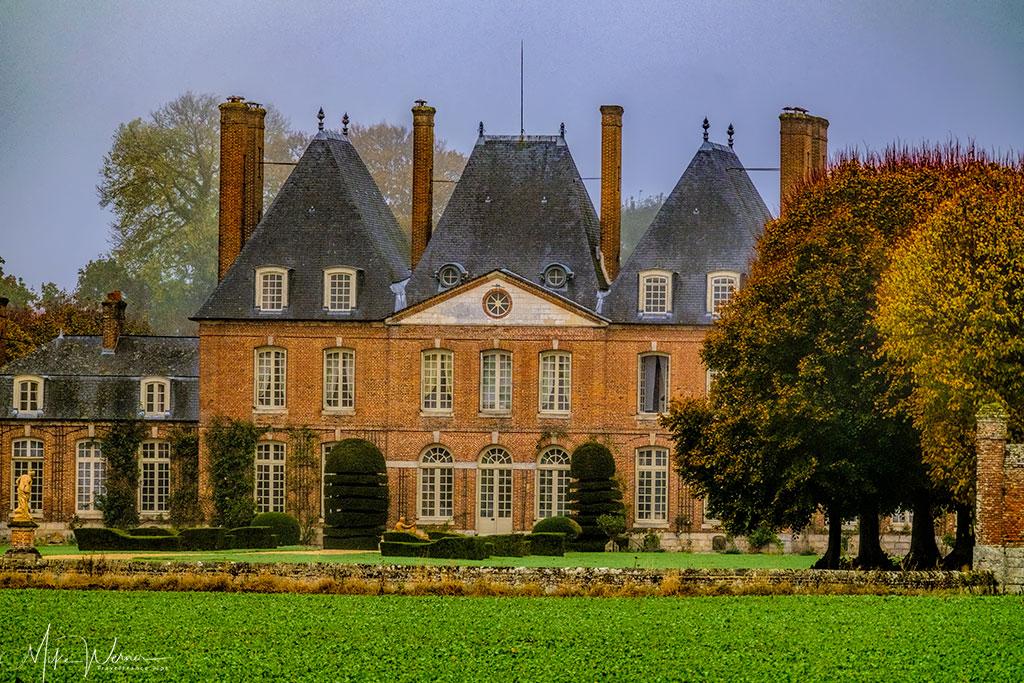 Ermenouville – Chateau de Mesnil-Geoffroy