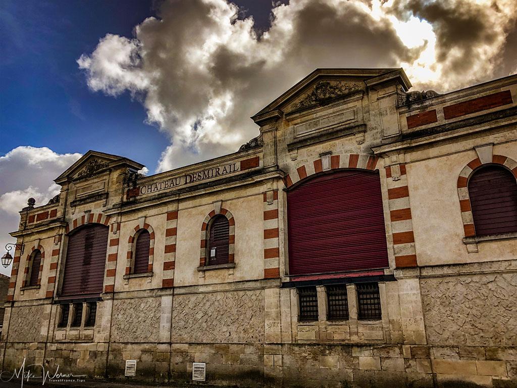 Margaux-Cantenac – Chateau Desmirail