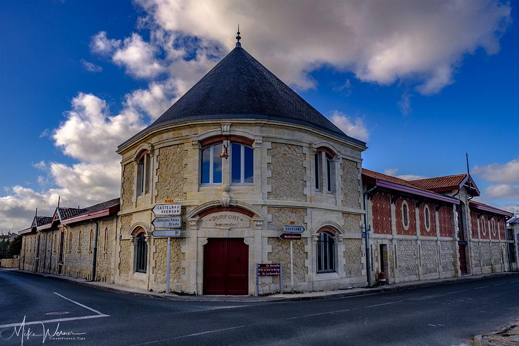 Margaux-Cantenac – Chateau Durfort-Vivens