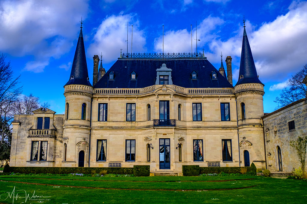 Margaux-Cantenac – Chateau Palmer