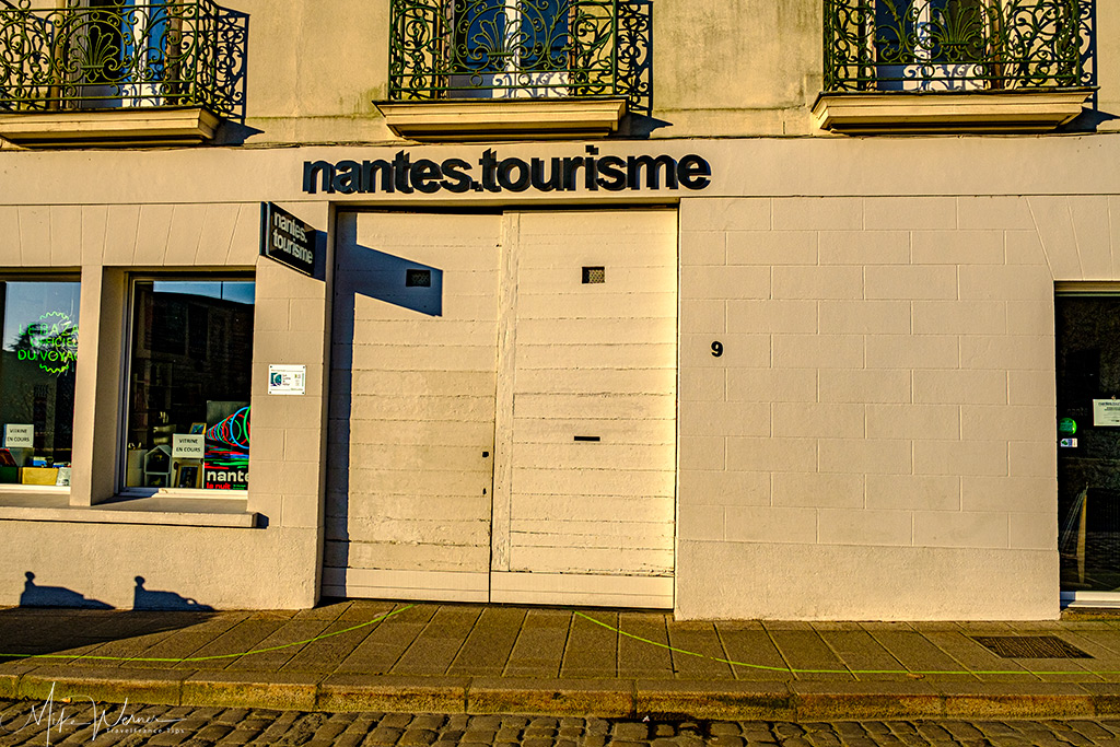 Tourist Office of Nantes