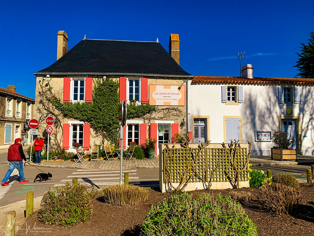 Restaurant in Noirmoutier-en-l'Ile