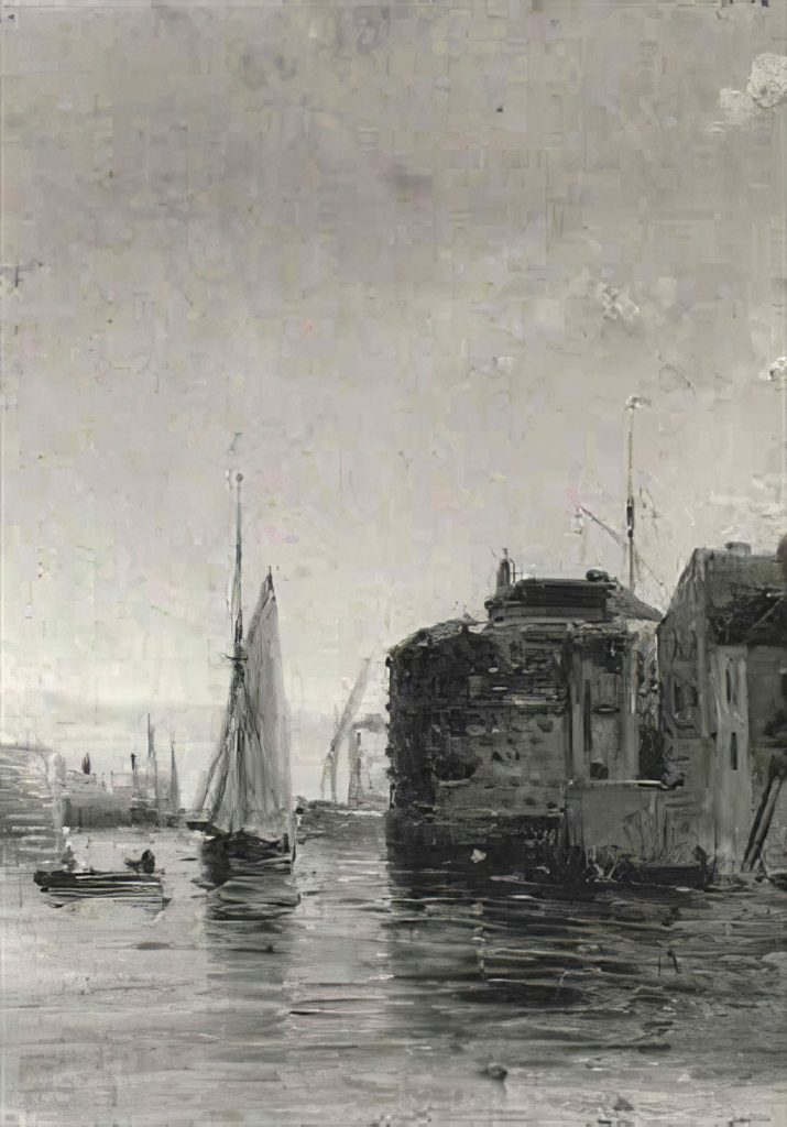 ???? Baron Theodore Gudin - Le Havre Port Entrance
