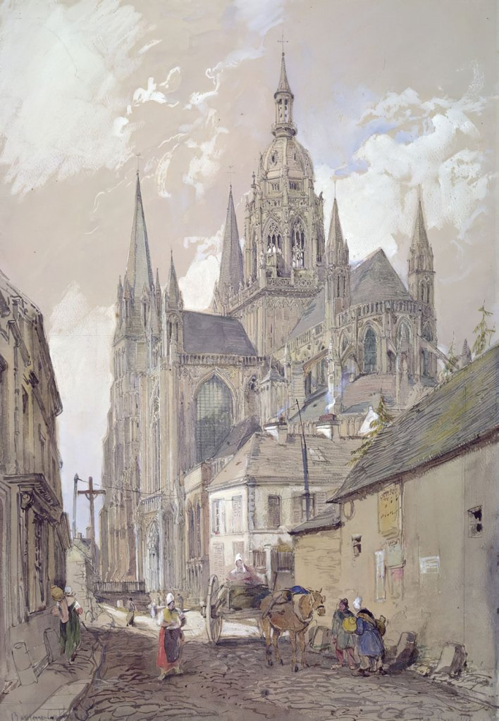 ???? John Burgess Jr - Bayeux Cathedral