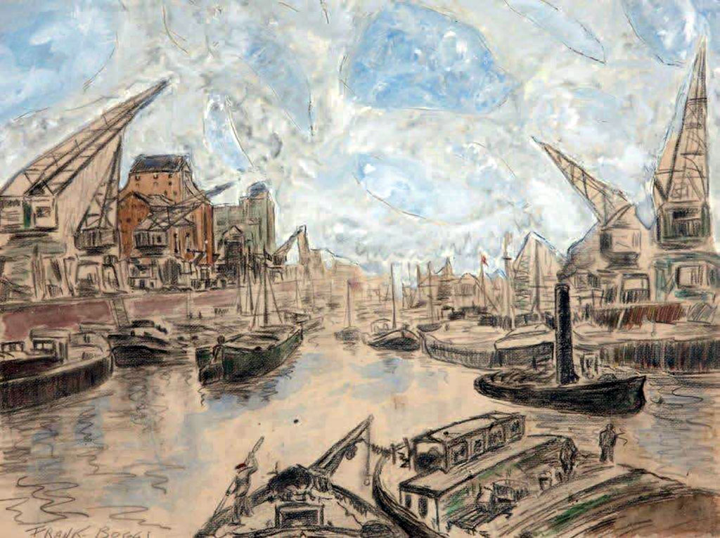 ???? Frank Boggs - Harbour of Le Havre