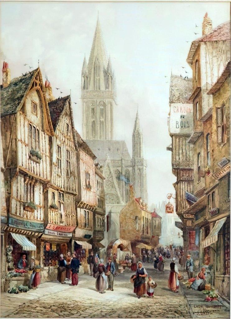 ???? - Henry Thomas Schafer - Caen