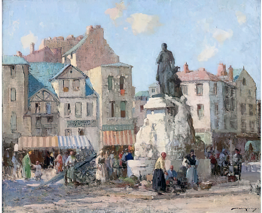 ???? - William Lee-Hankey - Le Havre