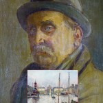 Le Havre – The Artists – Madelain, Gustave