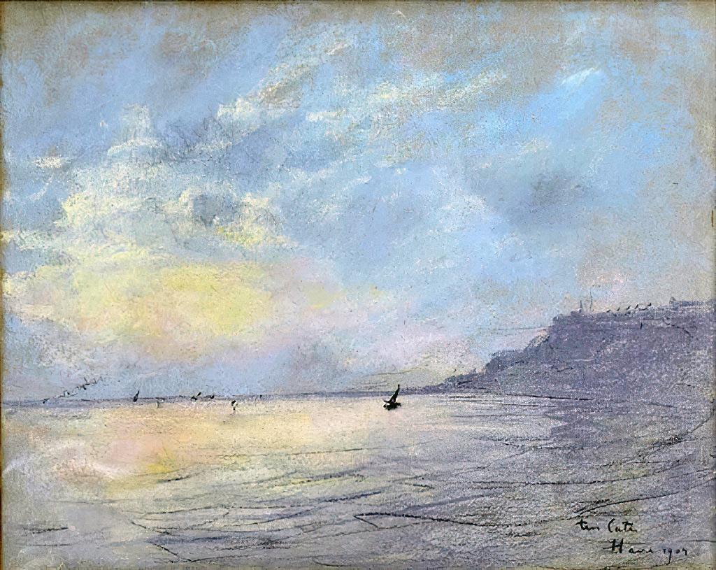 1904 - Siebe Johannes Ten Cate - Le Havre
