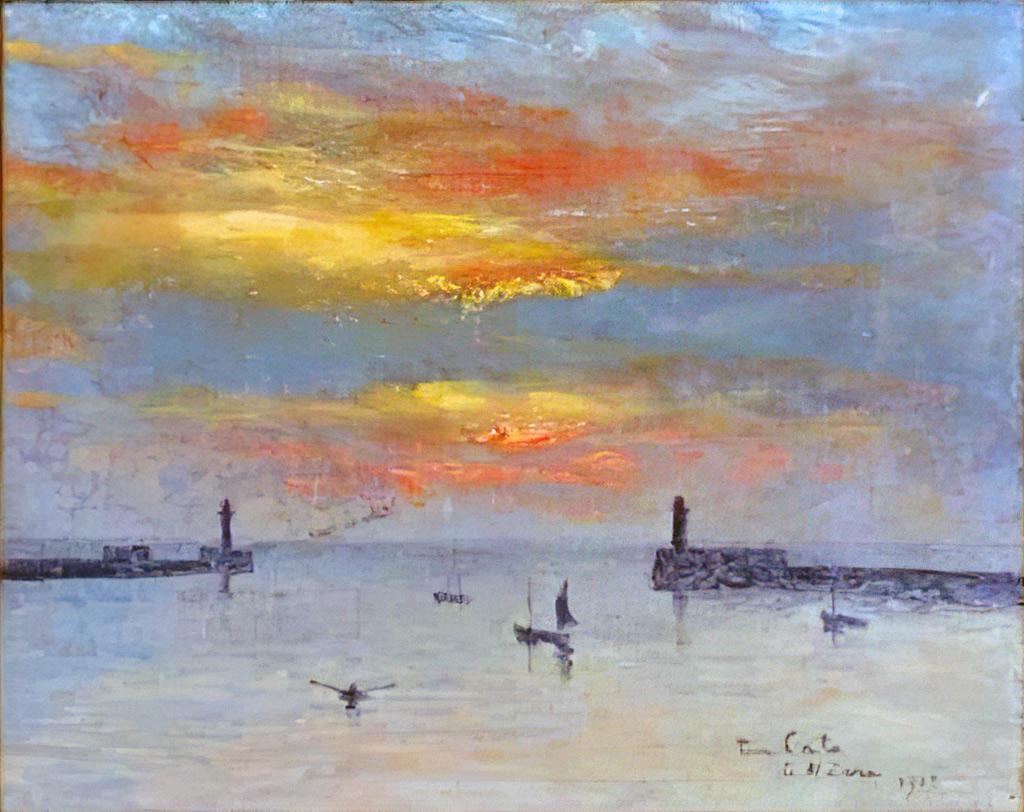 1908 - Siebe Johannes Ten Cate - Le Havre