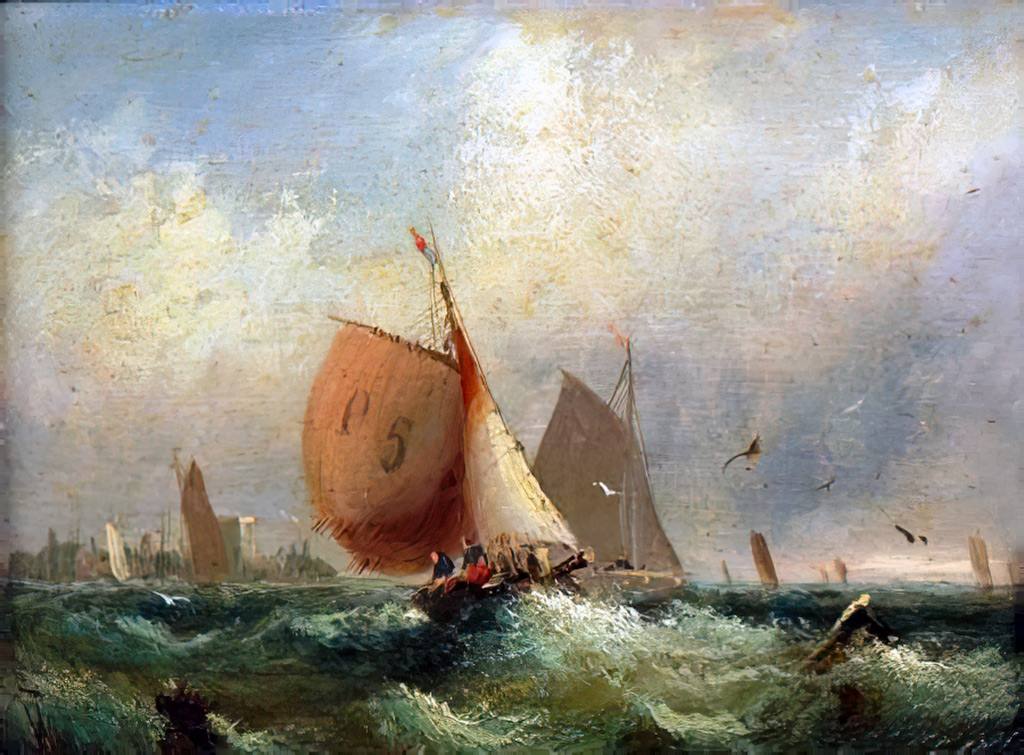 ???? - Georges William Thornley - Off Le Havre
