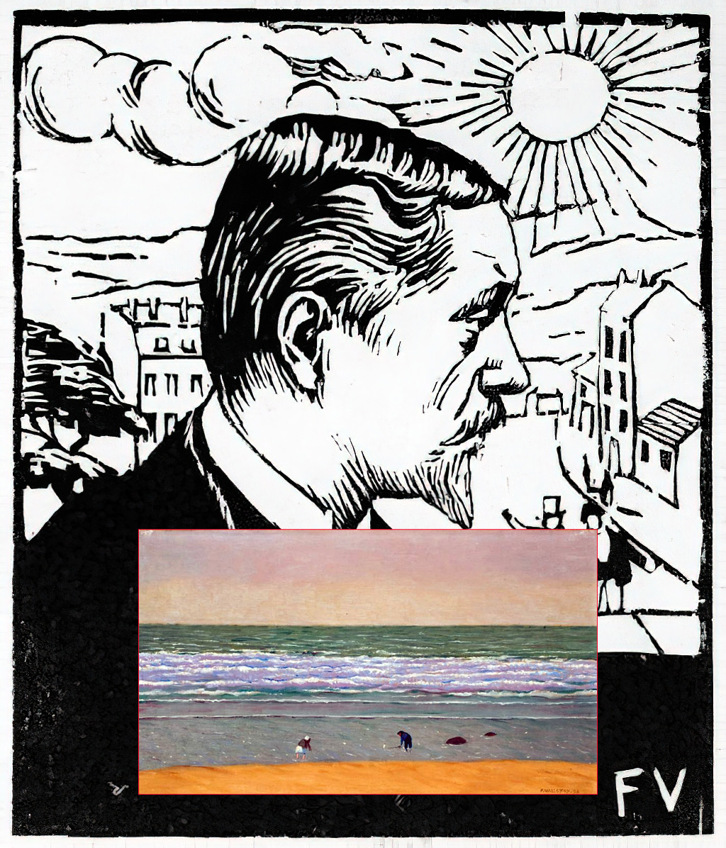 Deauville – The Artists – Vallotton, Felix
