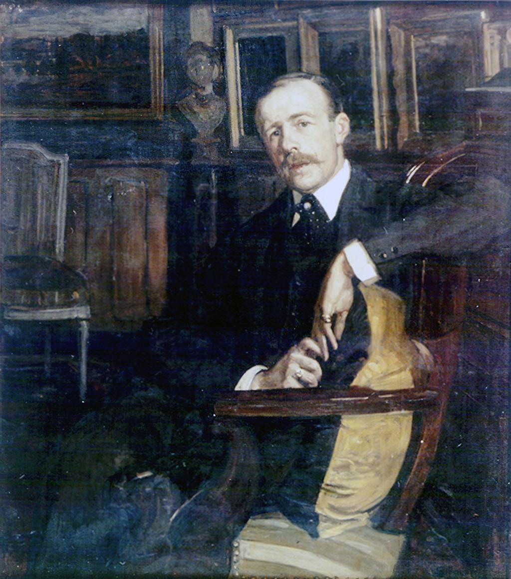 Artist: Blanche, Jacques-Emile