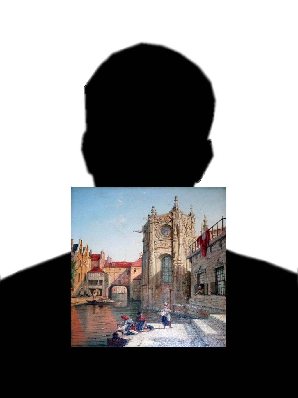 Caen – The Artists – Dommersen, William